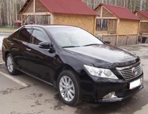 Аренда автомобилей Бизнес-класса в Екатеринбурге
